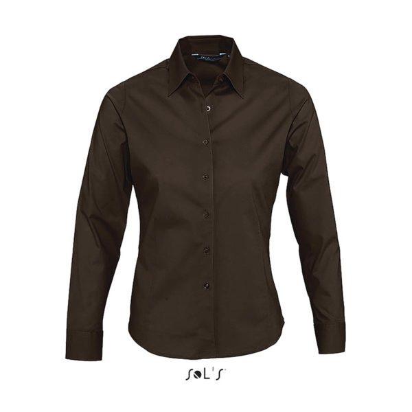 camisa-sols-eden-marron-oscuro