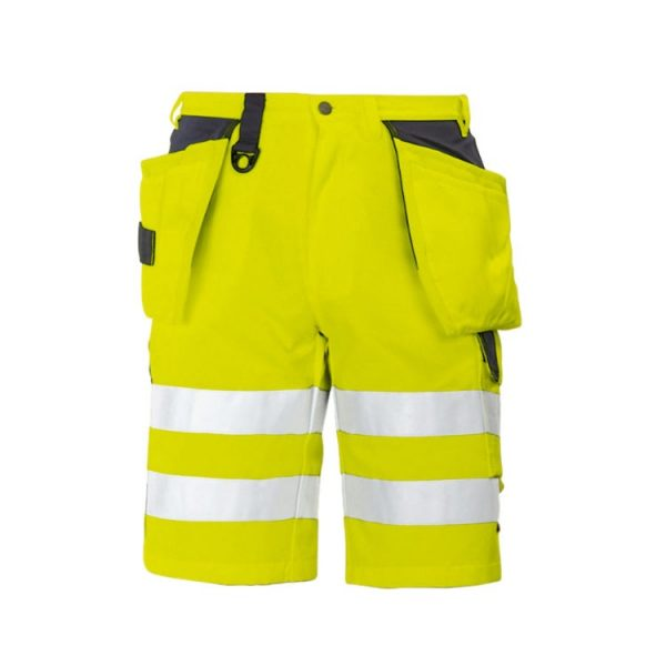 bermuda-projob-alta-visibilidad-6503-amarillo-fluor-marino