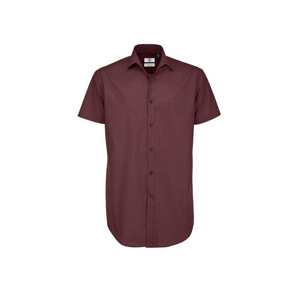 camisa-bc-bcsmp22-burdeos-oscuro