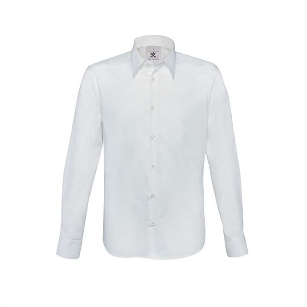 camisa-bc-london-bcsm580-blanco