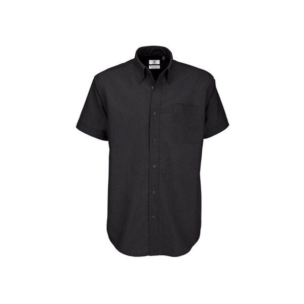camisa-bc-oxford-bcsmo02-negro