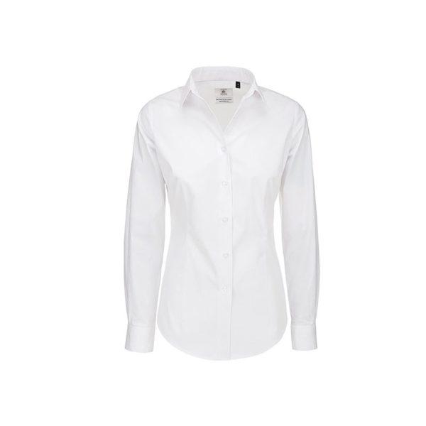 camisa-bc-popelina-stretch-bcswp23-blanco