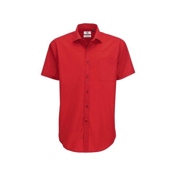 camisa-bc-smart-bcsmp62-rojo-profundo