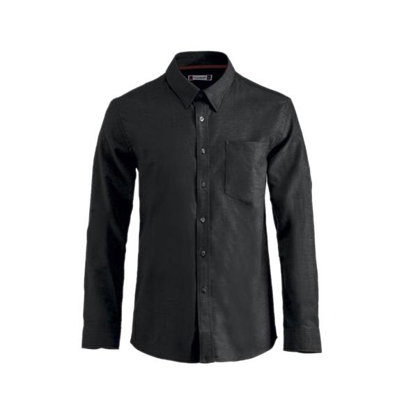 camisa-clique-oxford-027311-negro