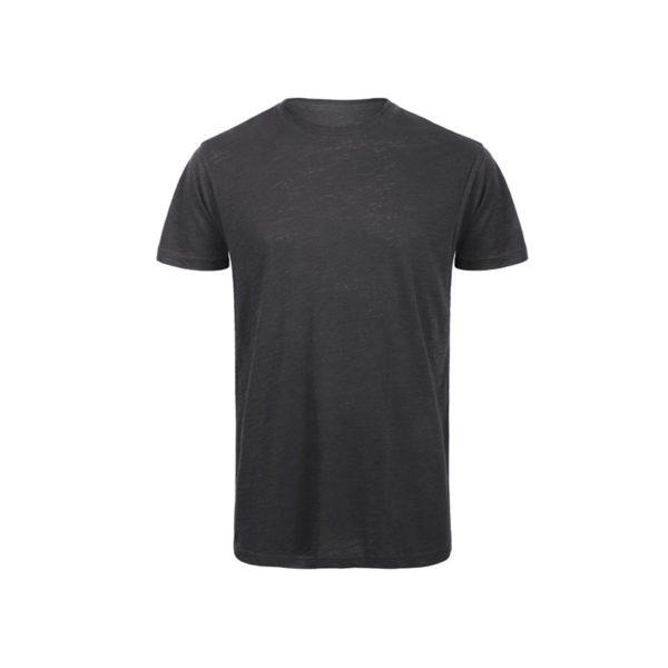 camiseta-bc-bctm046-inspire-slub-antracita