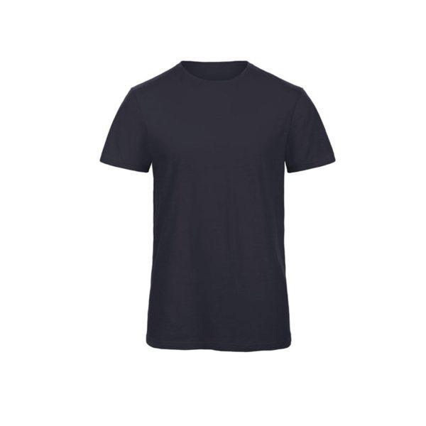 camiseta-bc-bctm046-inspire-slub-azul-marino