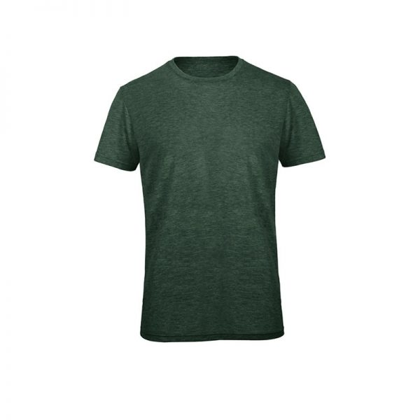 camiseta-bc-bctm055-triblend-forest-heather