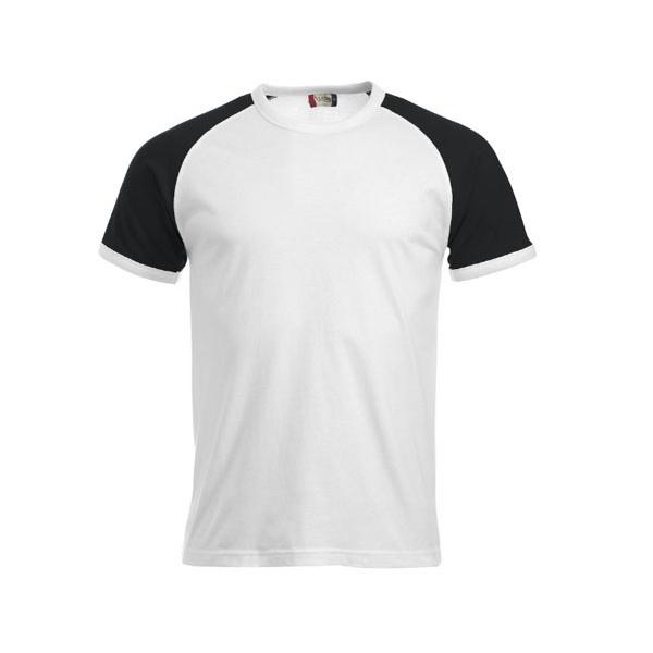 camiseta-clique-raglan-t-029326-blanco-negro