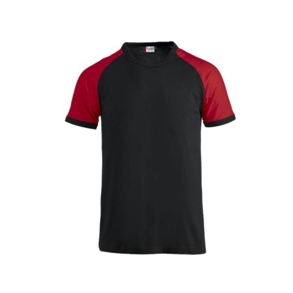 camiseta-clique-raglan-t-029326-negro-blanco