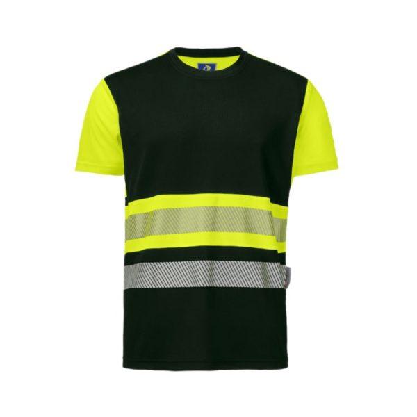 camiseta-projob-alta-visibilidad-6020-amarillo-fluor-negro