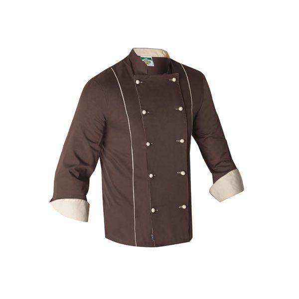 chaqueta-monza-cocina-4300-chocolate-piedra