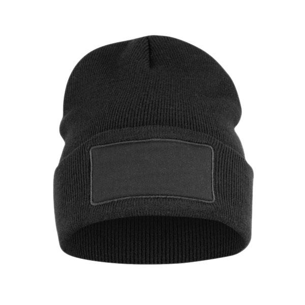 gorro-clique-hubert-patch-024129-negro