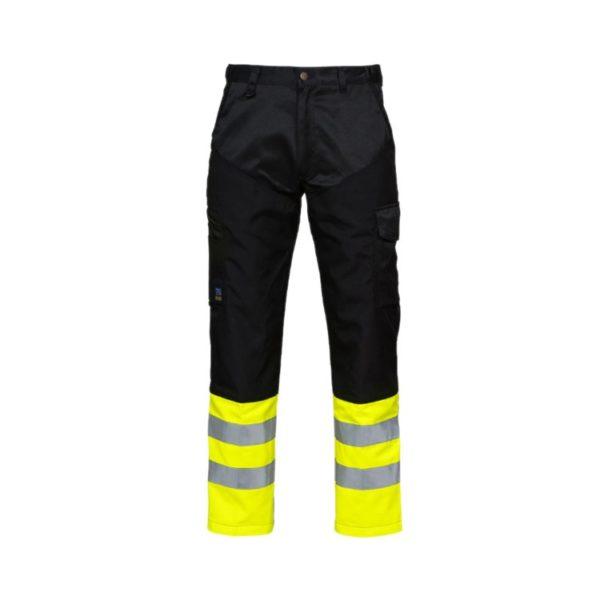 pantalon-projob-alta-visibilidad-6507-amarillo-fluor-negro
