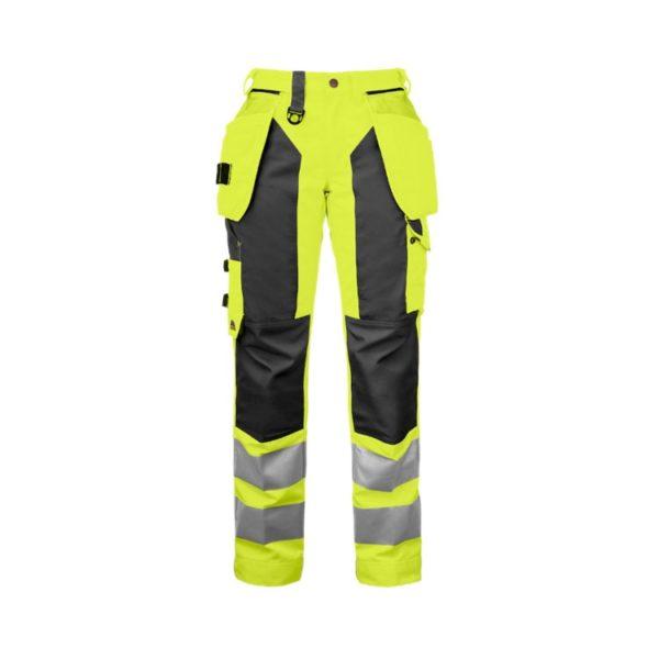 pantalon-projob-alta-visibilidad-6519-amarillo-fluor-negro