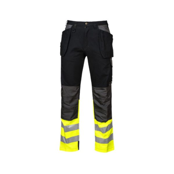 pantalon-projob-alta-visibilidad-6522-amarillo-fluor-negro