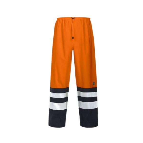 pantalon-projob-alta-visibilidad-lluvia-6504-naranja-fluor-marino