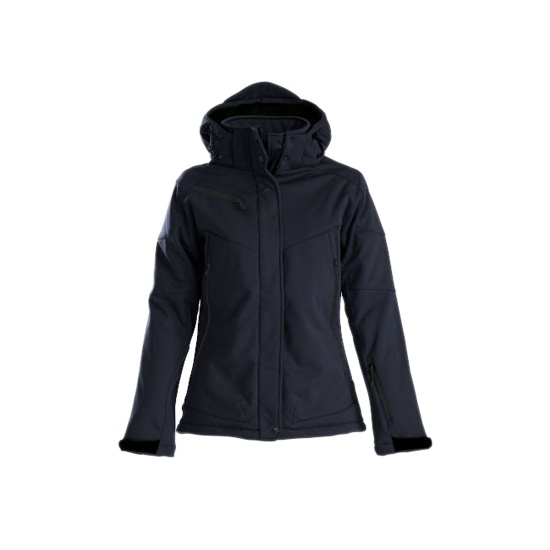 parka-printer-softshell-skeleton-ladies-2261041-azul-marino