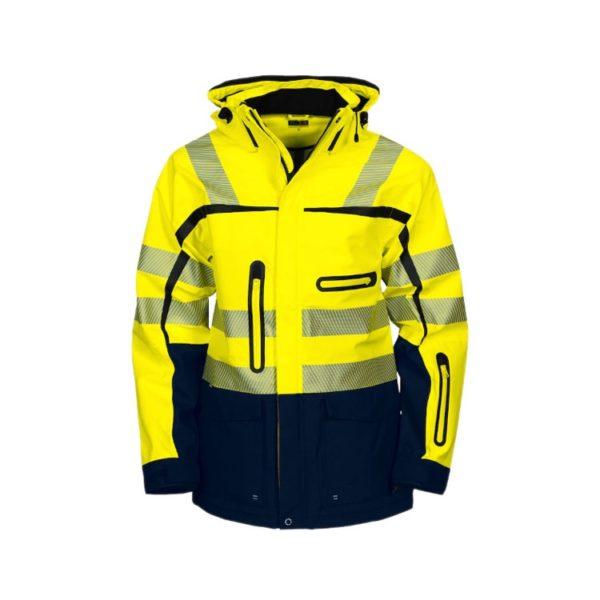 parka-projob-alta-visibilidad-6417-amarillo-fluor-marino
