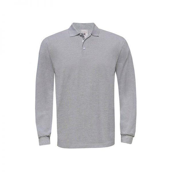 polo-bc-bcpu423-heavymill-gris-heather