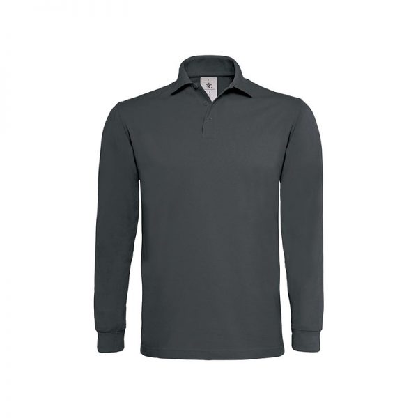 polo-bc-bcpu423-heavymill-gris-oscuro