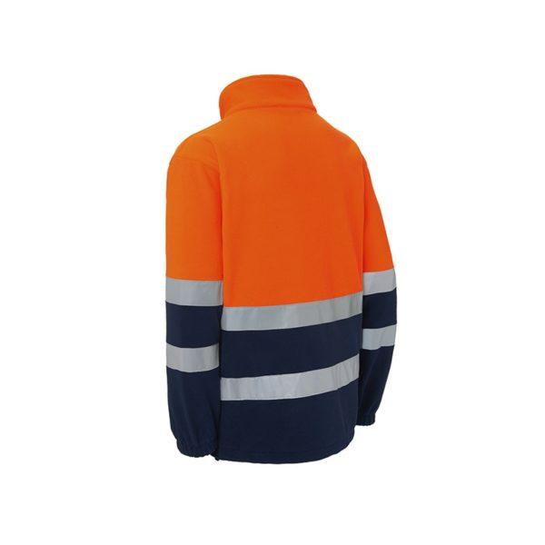 softshell-monza-alta-visibilidad-4750-naranja-fluor-marino
