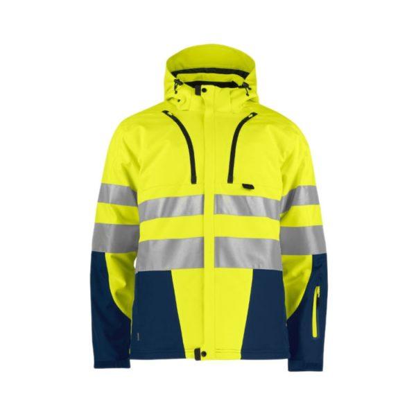 softshell-projob-alta-visibilidad-6420-amarillo-fluor-marino