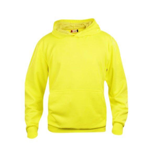 sudadera-clique-basic-hoody-junior-021021-amarillo-fluor