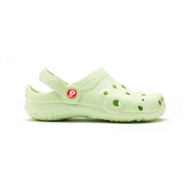 zueco-schuzz-globule-mujer-verde-claro