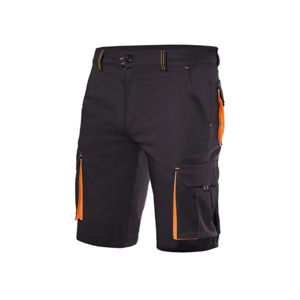 bermuda-velilla-103010s-negro-naranja