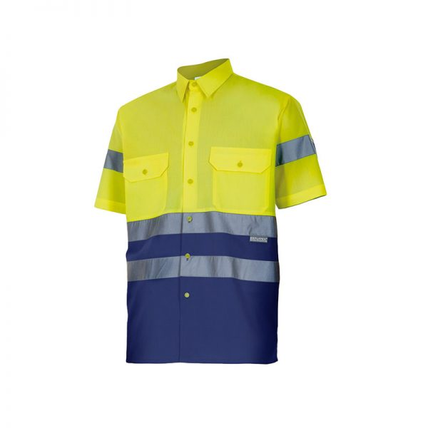 camisa-velilla-alta-visibilidad-142-amarillo-marino
