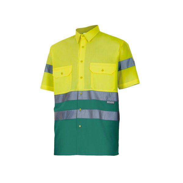 camisa-velilla-alta-visibilidad-142-amarillo-verde
