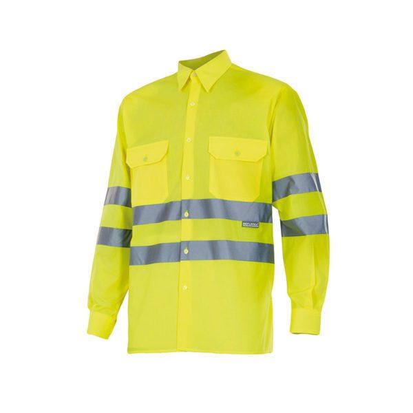 camisa-velilla-alta-visibilidad-143-amarillo
