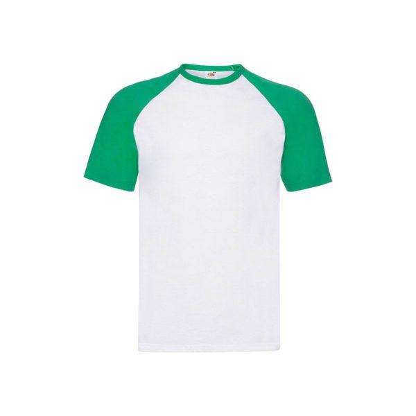 camiseta-fruit-of-the-loom-baseball-t-fr610260-blanco-verde-kelly