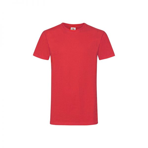 camiseta-fruit-of-the-loom-sofspun-t-fr614120-rojo