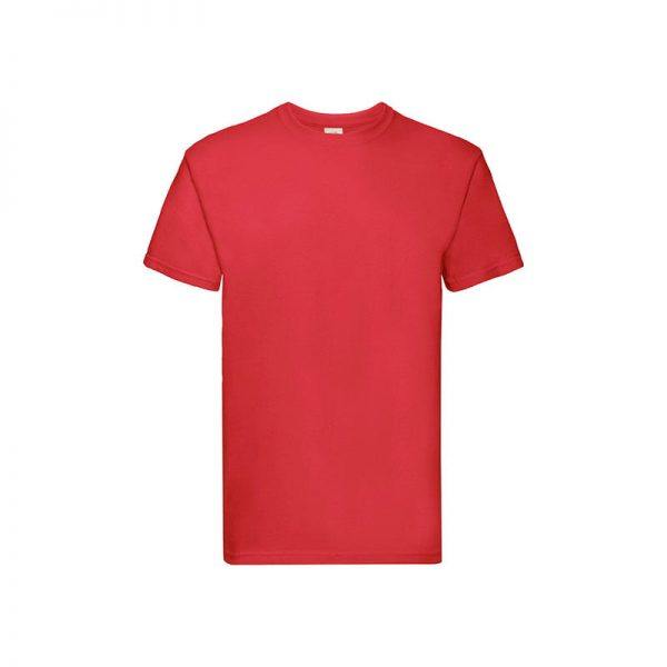 camiseta-fruit-of-the-loom-super-premium-t-fr610440-rojo