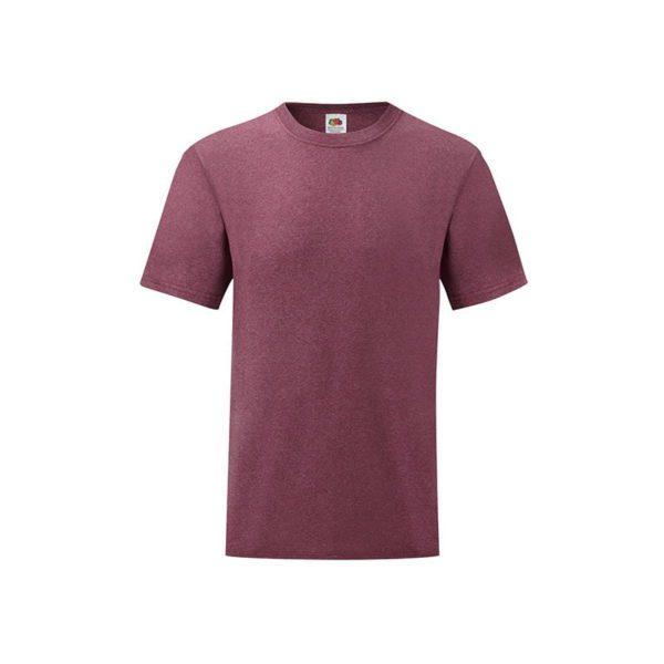 camiseta-fruit-of-the-loom-valueweight-t-fr610360-burdeos-heather