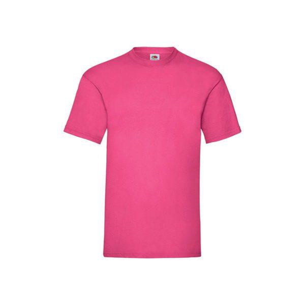 camiseta-fruit-of-the-loom-valueweight-t-fr610360-fucsia