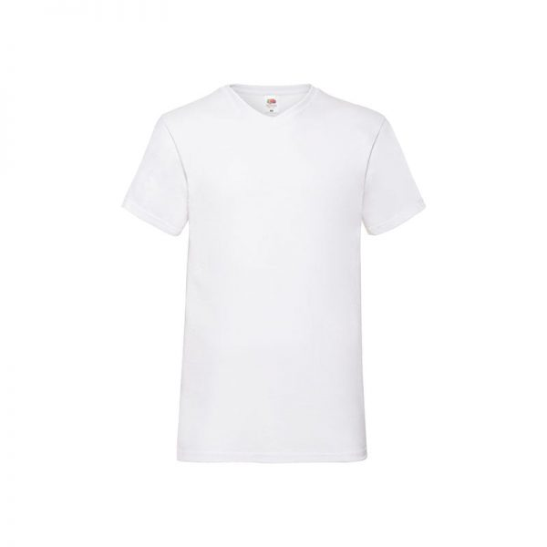 camiseta-fruit-of-the-loom-valueweight-v-neck-t-fr610660-blanco