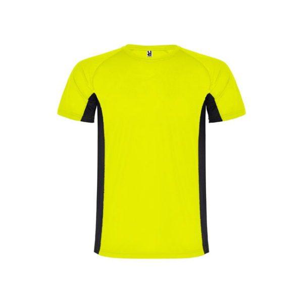 camiseta-roly-shangai-6595-amarillo-fluor-negro
