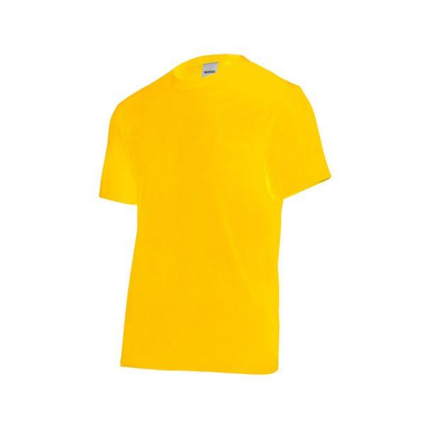 camiseta-velilla-5010-amarillo-fluor