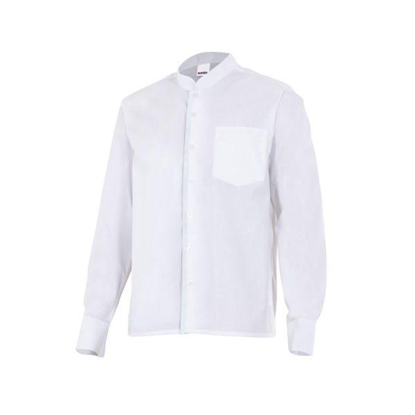 chaqueta-cocina-velilla-listan-blanco