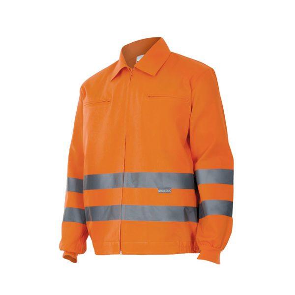 forro-polar-alta-visibilidad-velilla-155-naranja