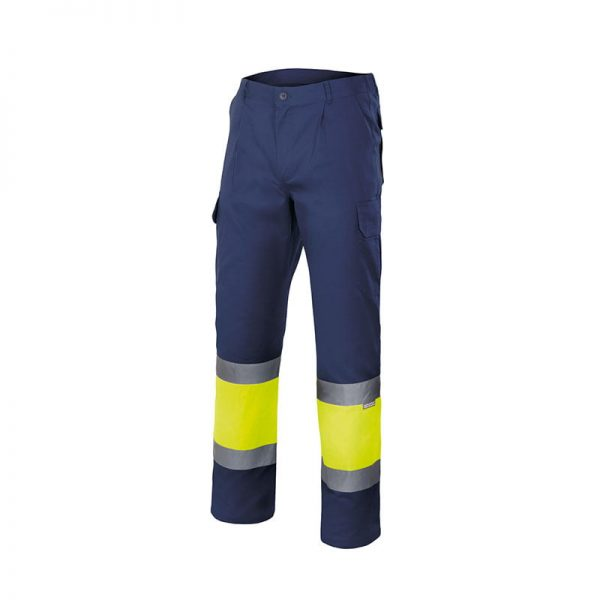 pantalon-velilla-alta-visibilidad-157-marino-amarillo