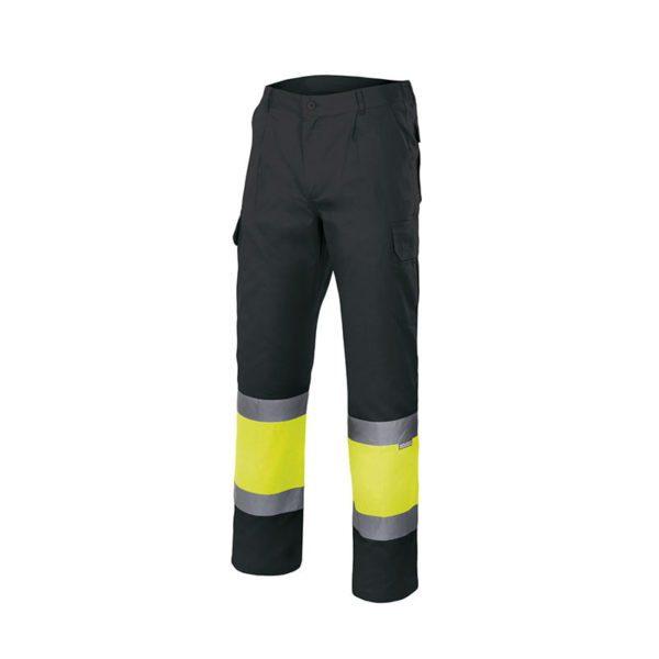 pantalon-velilla-alta-visibilidad-157-negro-amarillo
