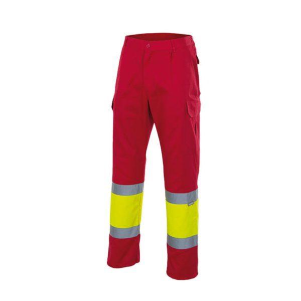 pantalon-velilla-alta-visibilidad-157-rojo-amarillo