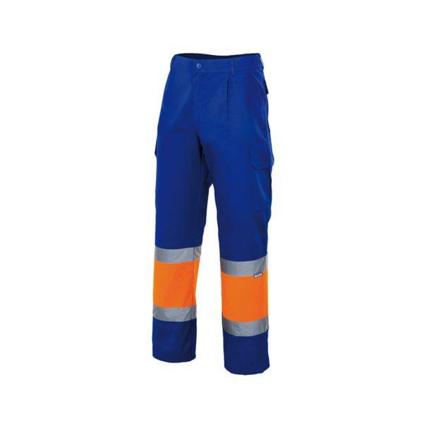 pantalon-velilla-alta-visibilidad-157c-azulina-naranja