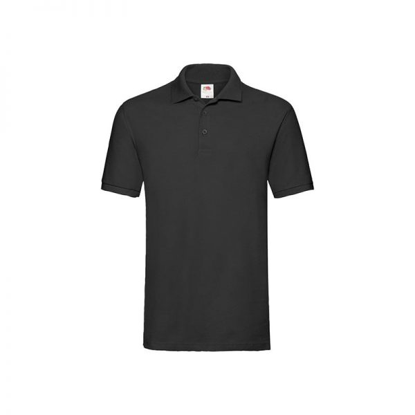 polo-fruit-of-the-loom-fr632180-negro