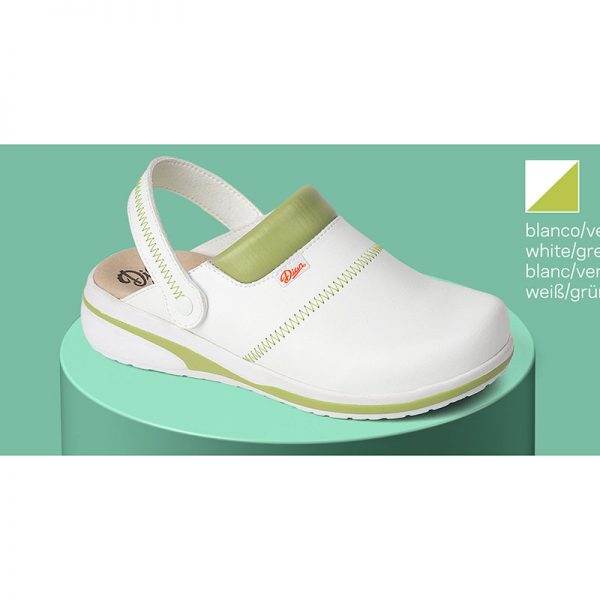 zueco-dian-mar-blanco-verde