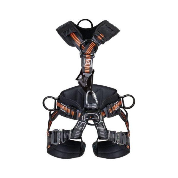 arnes-deltaplus-anticaida-galago-har36tcp-negro-naranja
