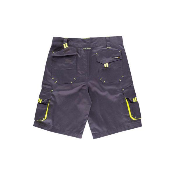 bermuda-workteam-wf1617-gris-amarillo-fluor